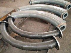 煤粉管道耐磨弯头厂家