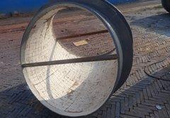 陶瓷贴片耐磨弯头厂家